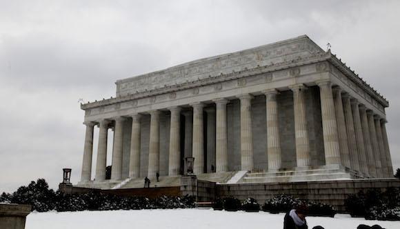 Monumento a Abraham Lincoln. Foto: Ismael Francisco/ Cubadebate