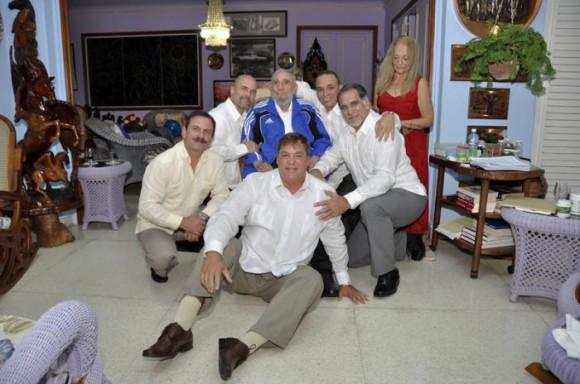 Fidel y Los CInco