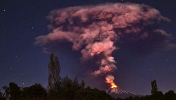 Las autoridades decretaron la alerta máxima y ordenaron la evacuación de los alrededores.