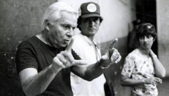 Santiago Álvarez. Foto de Archivo