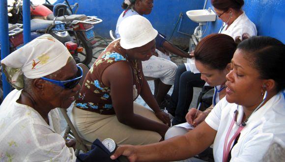brigada medica cubana