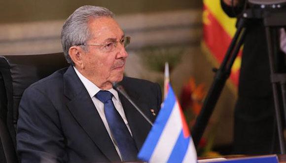 Discurso de Raúl en la Cumbre de las Américas