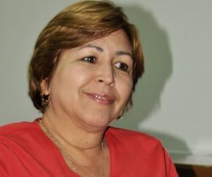 Gisela Duarte Vázquez, miembro del secretariado nacional de la CTC. Foto: José Raúl Rodríguez Robleda