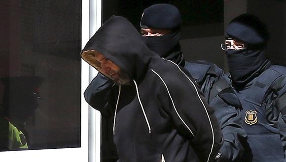 Las reflexiones íntimas de Antonio Sáenz Martínez, cabeza de una célula yihadista que acaba de ser desarticulada en Cataluña, han sido reveladas por la justicia española.