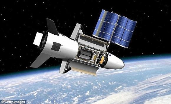 X-37B es un artefacto espia, dicen algunos expertos. Ilustración: Getty Images