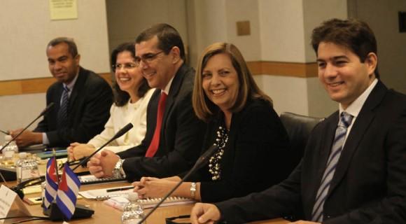 Tercera ronda de Conversaciones Cuba-EEUU.