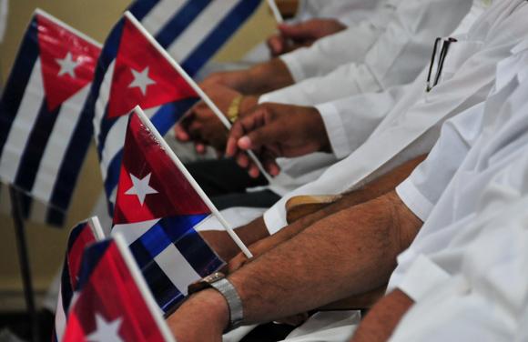 Médicos Cubanos Nepal