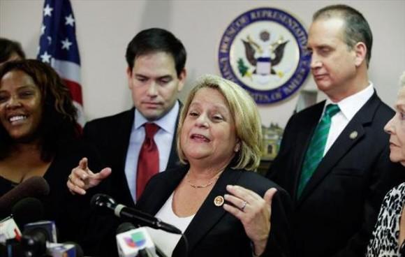 Ileana, Rubio y Díaz-Balart, andan dando bramidos por las relaciones EE.UU-Cuba