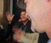 Los Cinco en Sudáfrica. Gerardo Hernández en el Recibimiento Popular en el Aeropuerto. Foto: Deisy Francis Mexidor / Cubadebate