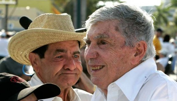 Posada Carriles. Foto: Reuters.