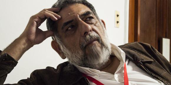 Pedro Miguel, editorialista de La Jornada. Foto: Ariel Montenegro/ Progreso Semanal.