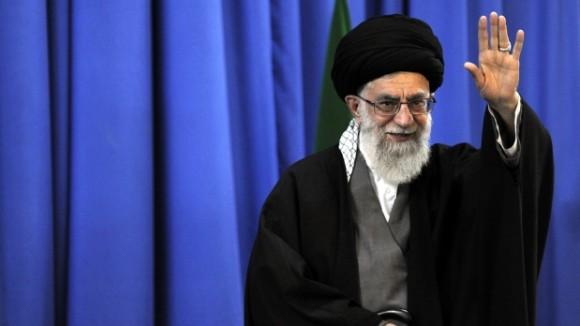 Alí Jamenei. Foto tomada de noticierostelevisa.esmas.com
