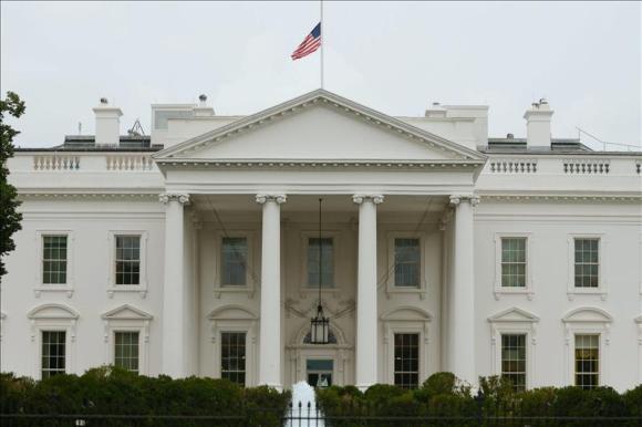 Casa Blanca. Foto: EFE.