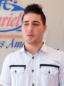 Daniel Felipe, 28 años, ingeniero industrial. Foto: Claudia Rodríguez Herrera / Revista Bohemia