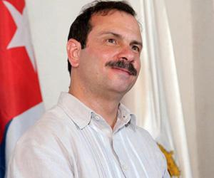 Fernando González Llort, se encuentra en evento de solidaridad en Chile.