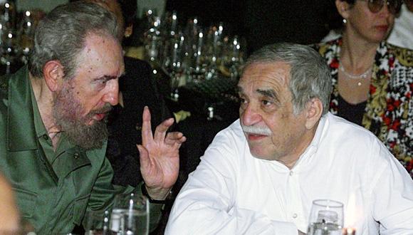 Fidel y García Márquez