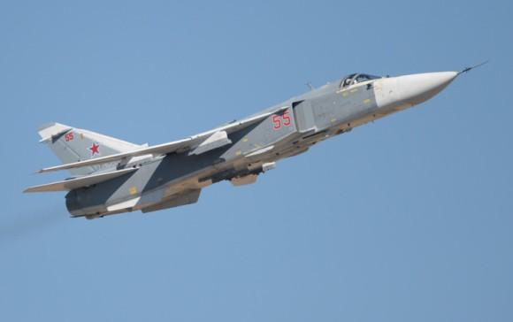 aviones rusos en siria 2
