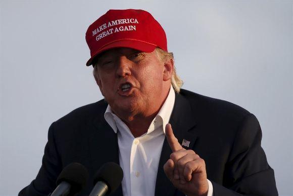 Donald Trump. Foto: Reuters.