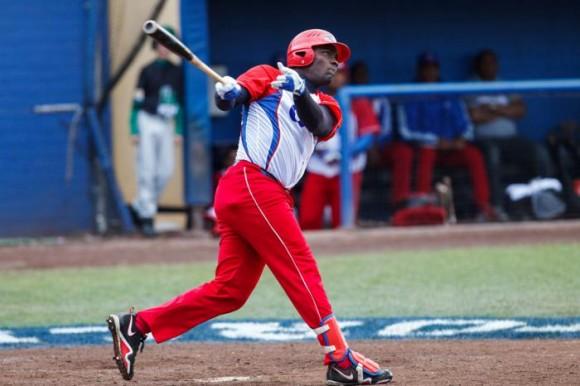 Cuba Holanda en Premier 12