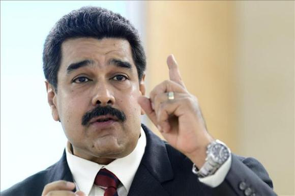 Presidente de Venezuela, Nicolás Maduro. Foto: EFE (Archivo)
