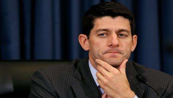 Paul Ryan, nuevo líder Cámara de Representantes EEUU.
