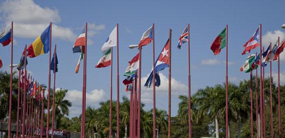 FIHAV 2015 cuenta con la presencia de más de 70 naciones. Foto: Ismael Francisco/Cubadebate