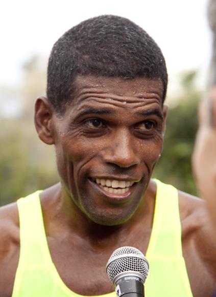 Jorge Luis Suarez, de Cuba ganador del Marabana 2015. Foto: Ismael Francisco / Cubadebate.