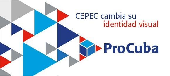 El CEPEC cambia su imagen y ahora será identificado como ProCuba.
