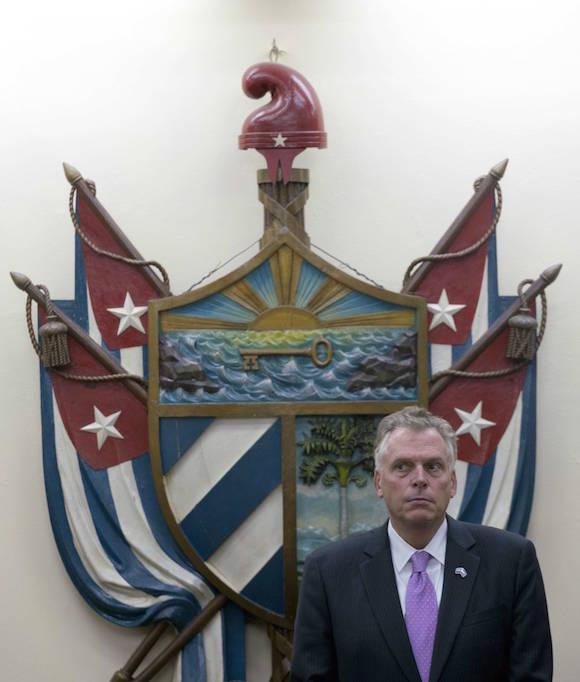 Gobernador de Virginia. Foto: Ramón Espinosa/ AP