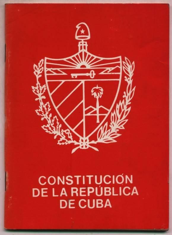 Constitución de Cuba 1976