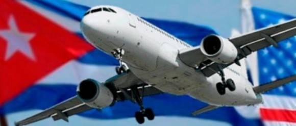 cuba eeuu aviación