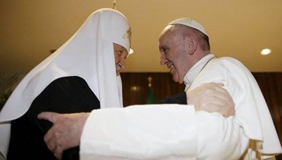 papa francisco patriarca kirill reuters