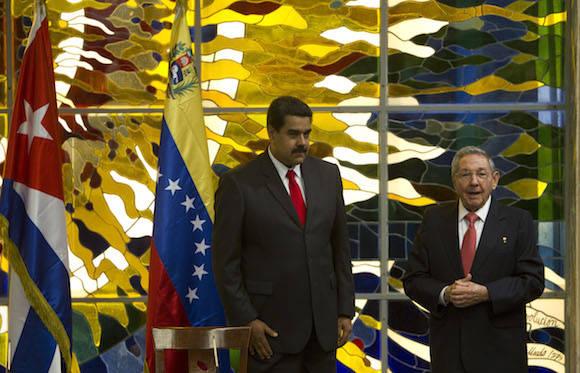 Visita oficial de Nicolás Maduro a Cuba. Foto: Ismael Francisco/ Cubadebate