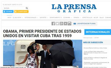 Imagen tomada de Prensa Latina