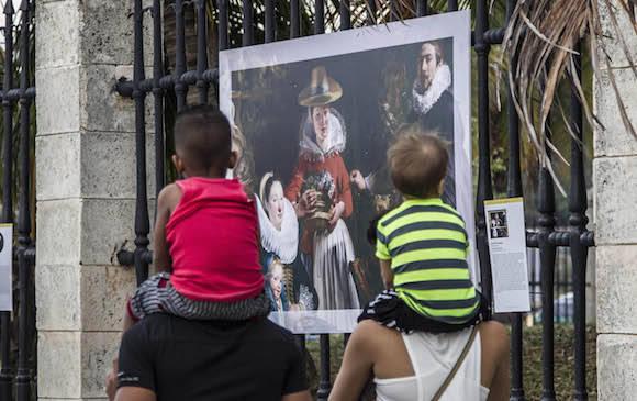 El Museo del Prado desembarca en La Habana. Foto: Ismael Francisco/ Cubadebate