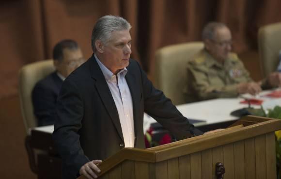 En Plenario el VII Congreso del Partido Comunista de Cuba. Foto: Ismael Francisco/ Cubadebate