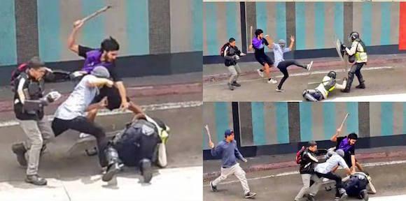 Resultado de imagen de Violencia oposicion Venezuela