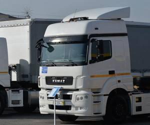 Camiones Kamaz. Foto: Sputnik.