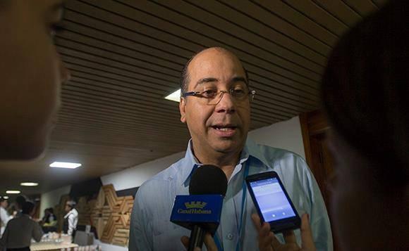 """""""Cuba le aporta a la AEC un gran territorio, una gran población, una visión adicional del Gran Caribe"""", dijo Alberto Durán, Director de Comercio de la AEC."""