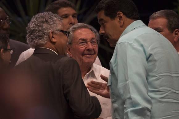 Clausura de la VII Cumbre de la Asociación de Estados del Caribe, en La Habana. Foto: Ismael Francisco/ Cubadebate