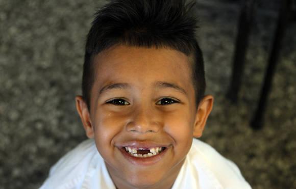 Niño cubano. Foto: Ladyrene Pérez/ Cubadebate