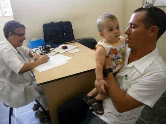 Médico de la Familia. Foto Mireya Ojeda