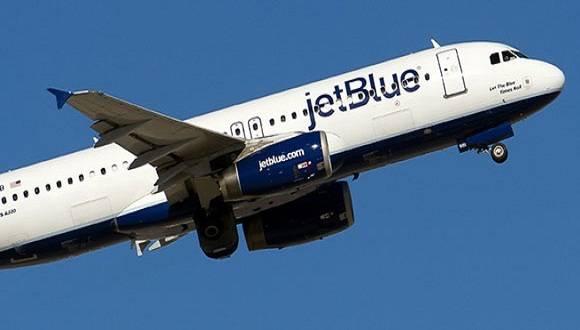 JetBlue iniciará sus vuelos a Cuba a partir del 31 de agosto desde el aeropuerto floridano de Fort Lauderdale y hasta la ciudad de Santa Clara, en el centro de la isla. Foto: Archivo