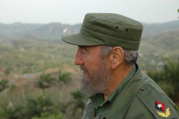 Perfil de Fidel, 2006