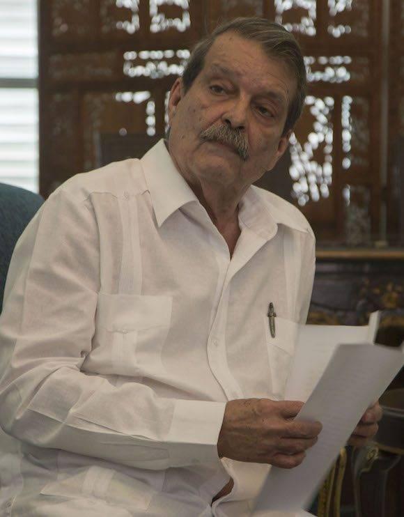 Las compensaciones entre Cuba y EEUU se dificultan debido a las sanciones impuestas por el bloqueo, aseguró el Vicecanciller cubano Abelardo Moreno. Foto: Ismael Francisco/Cubadebate