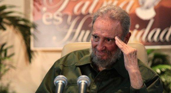 Fidel Castro Ruz. Photo: Archives CubaDebate
