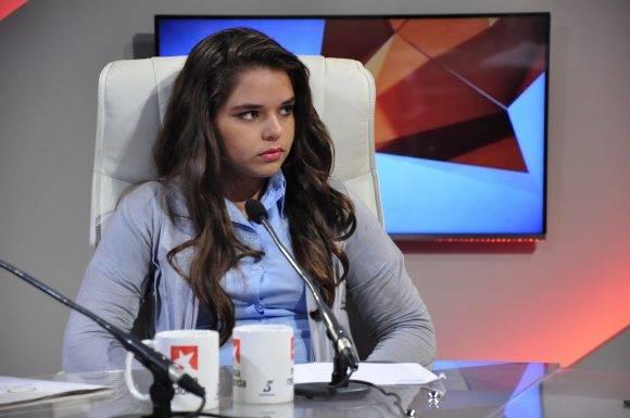 Niubis Garcia Otaño, Vicepresidenta nacional de la FEEM comentó que la subversión ha sido uno de los elementos que ha caracterizado las políticas norteamericanas hacia Cuba.