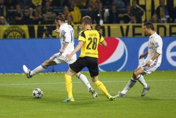 Real Madrid vs Borussia Dortmund en la Champions League (4)