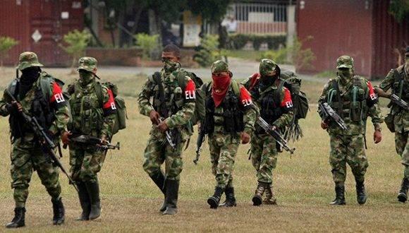 El Ejército de Liberación Nacional y el gobierno colombiano alcanzaron en marzo un acuerdo para iniciar negociaciones formales de paz. Foto: zonacero.com.