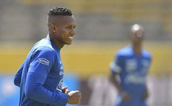 Antonio Valencia fue uno de los que anotó por Ecuador